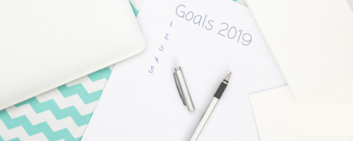 3 Tricks to Goal Setting to Make This Your Banner Year!
